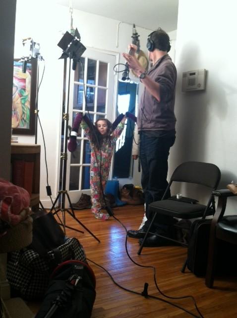Virginia Franks in Amelia web series
