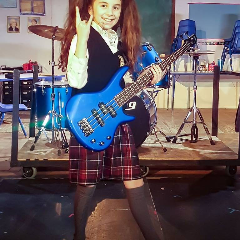 Katie School of Rock